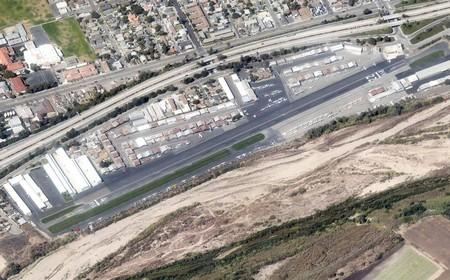 Santa Paula from the air